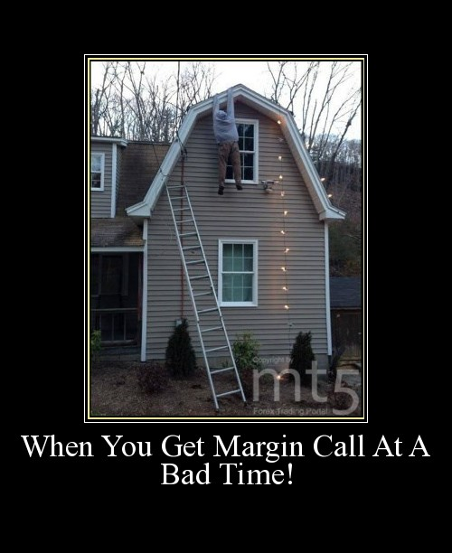 When You Get Margin Call At A Bad Time!