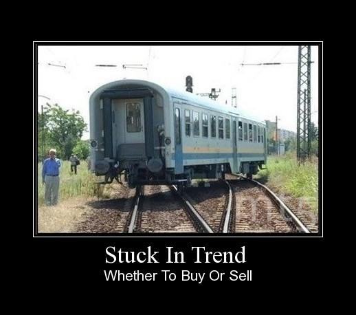 Stuck In Trend