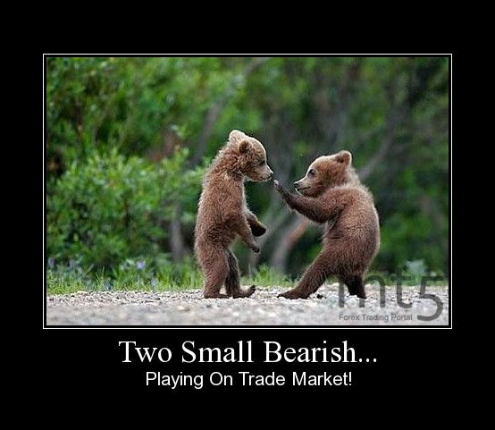 Two Small Bearish...