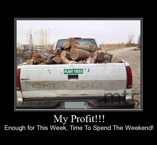 My Profit!!!