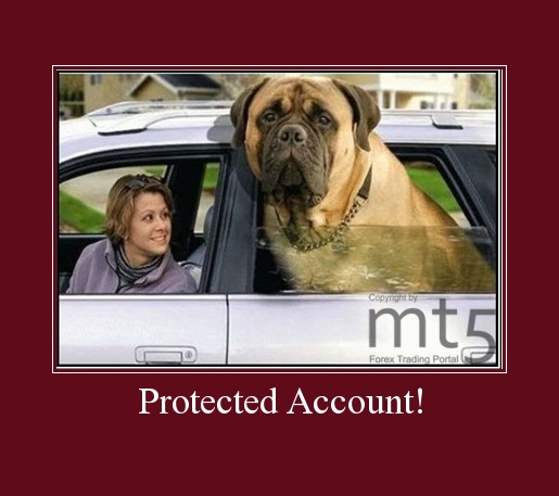 Protected Account!