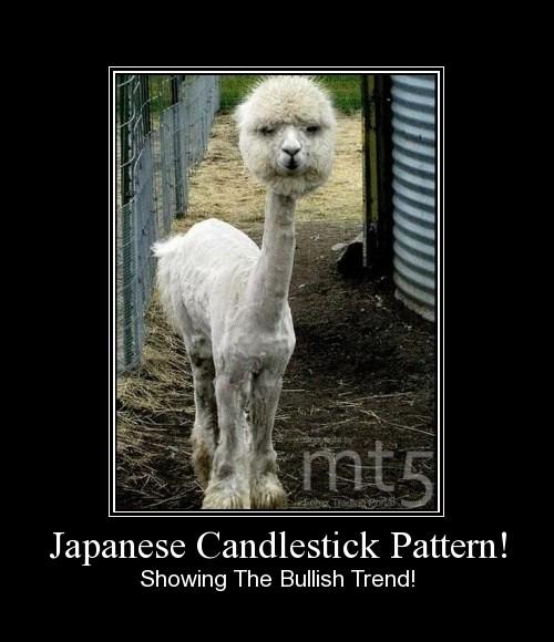 Japanese Candlestick Pattern!