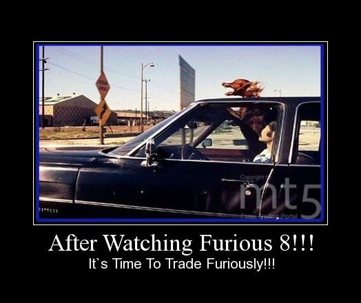 After Watching Furious 8!!!