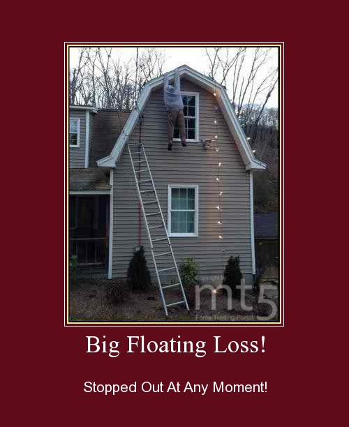 Big Floating Loss!