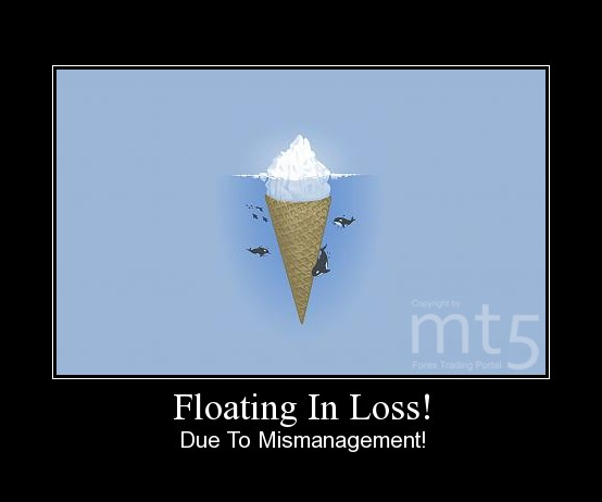 Floating In Loss!