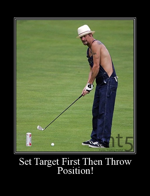 Set Target First Then Throw Position!