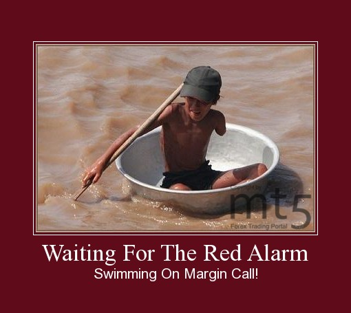 Waiting For The Red Alarm