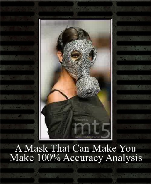 A Mask That Can Make You Make 100% Accuracy Analysis