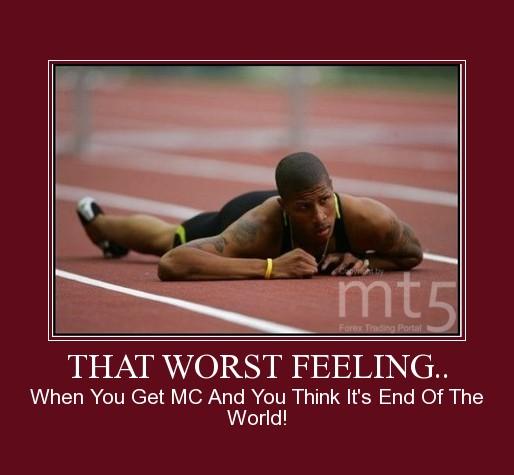 THAT WORST FEELING..