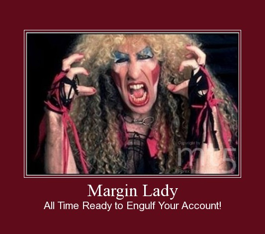 Margin Lady