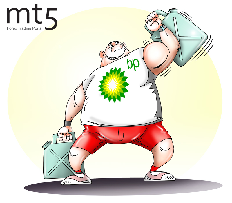 Корпорация British Petroleum в I полугодии нарастила чистую прибыль в 3,3 раза
