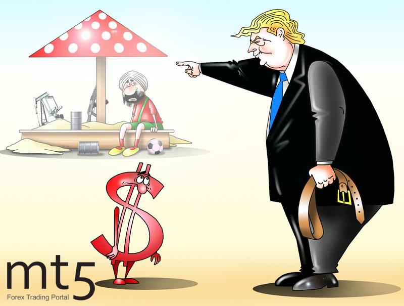 Трудный выбор: Трамп предложил бизнесу определиться – США или Иран