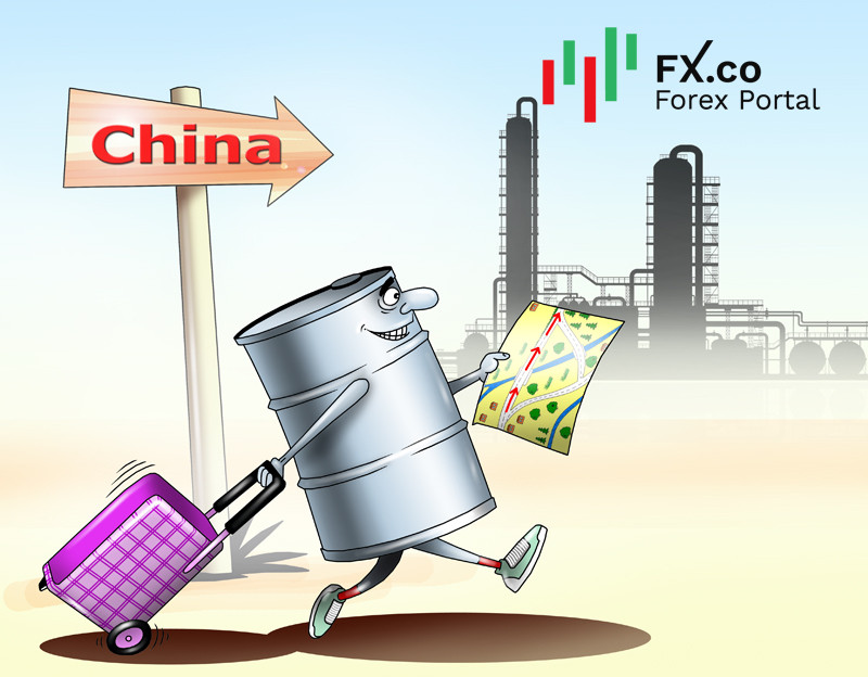 China to outpace US in oil processing