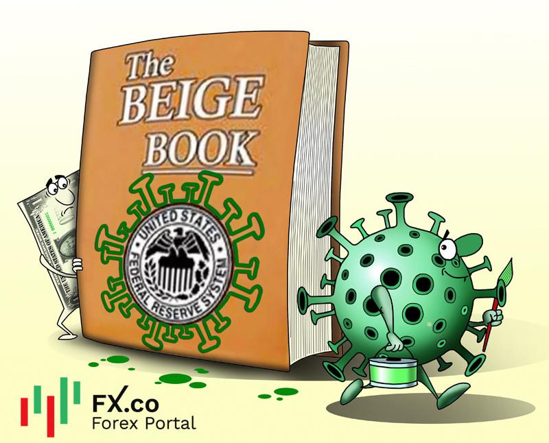 Начало конца или временные трудности: Бежевая книга ФРС США не дает точного ответа