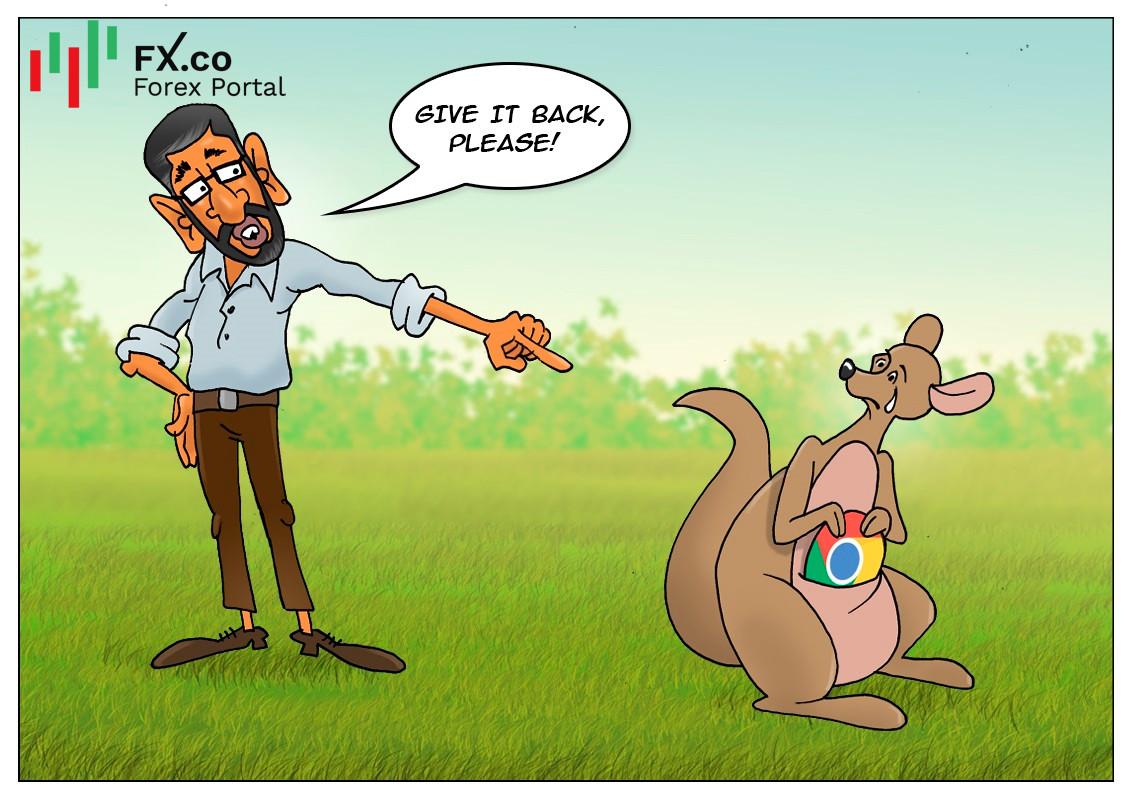 Karikatur Humor bersama InstaForex - Page 13 Img6018091c6b740
