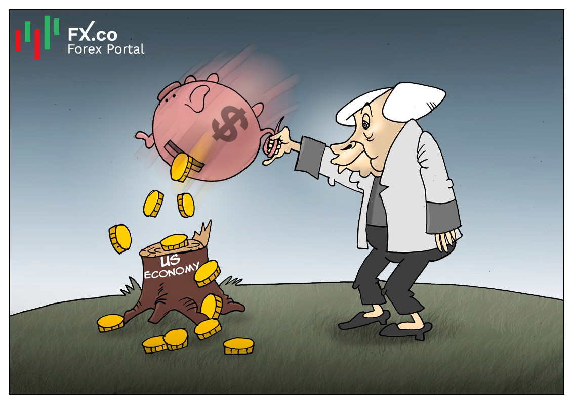 Karikatur Humor bersama InstaForex - Page 13 Img601814f021e90
