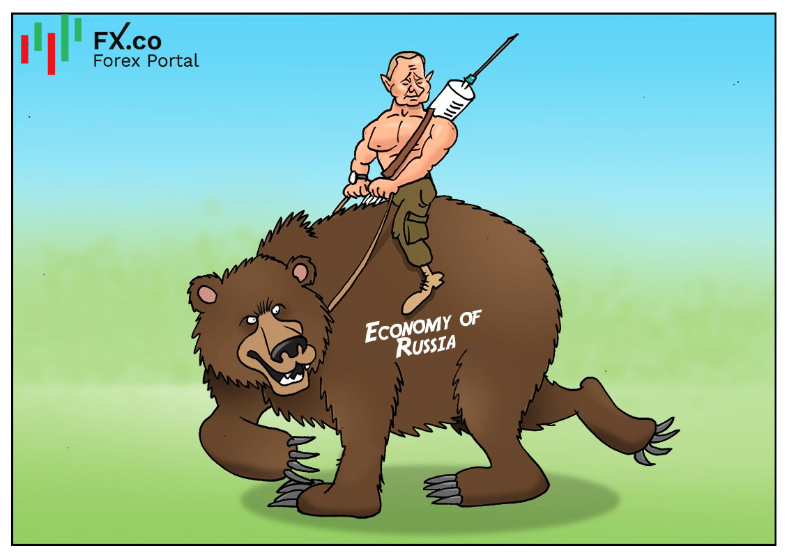 俄罗斯经济从疫情危机中迅速复苏