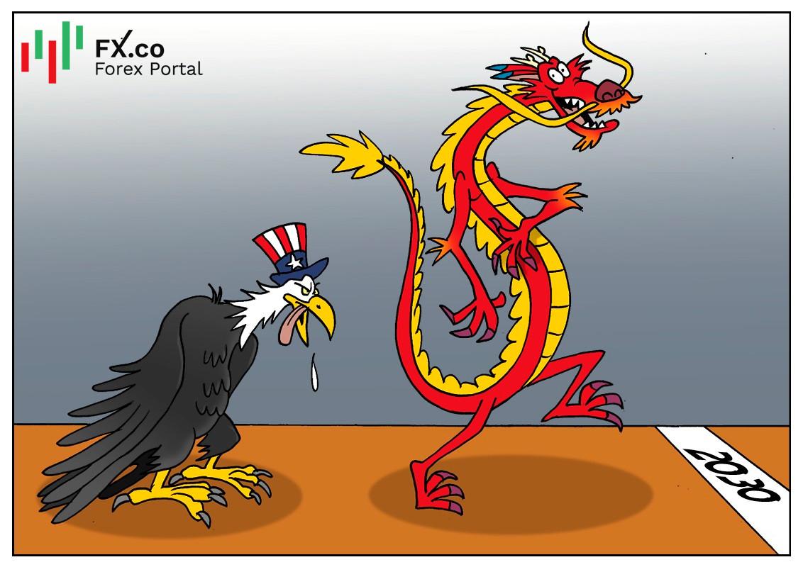 เศรษฐกิจจีนอาจขึ้นนำสหรัฐในปี 2030