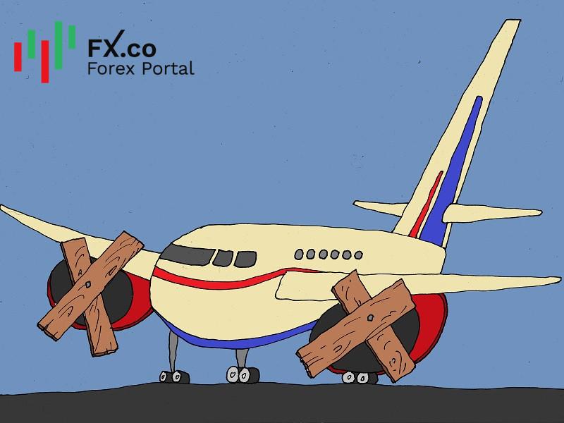 Лайнеры 777 в «заморозке»: Boeing приостановил полеты после инцидента в США