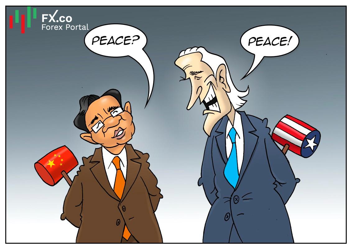 China está lista para fortalecer las relaciones comerciales y económicas con Estados Unidos