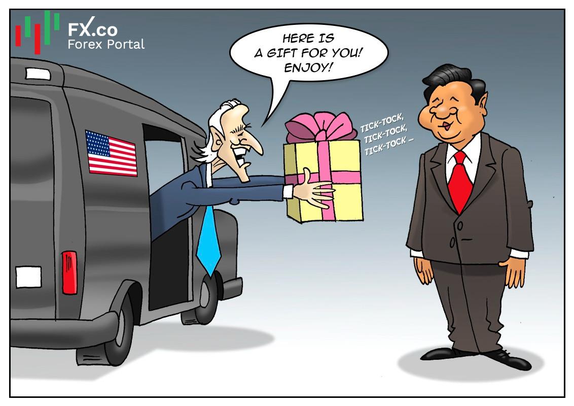 Karikatur Humor bersama InstaForex - Page 14 Img605c2d49a2c37