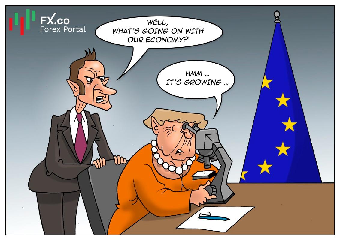รายงานจาก IMF : เศรษฐกิจของยุโรปย้อนตัวไปยังระดับก่อนการเกิดวิกฤตเฉพาะในปี 2022
