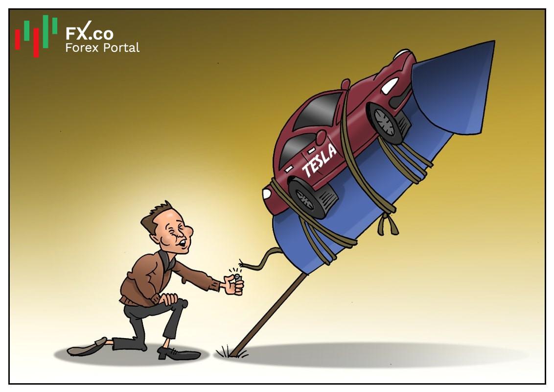 Илон Маск: Жить хорошо и интересно, когда ты владеешь Tesla