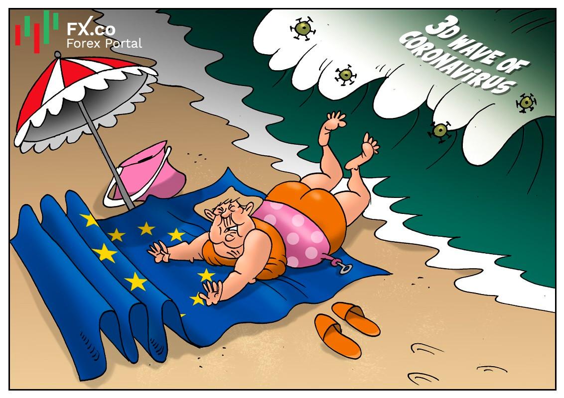 Nền kinh tế Đức hứng chịu đợt đóng cửa khắc nghiệt