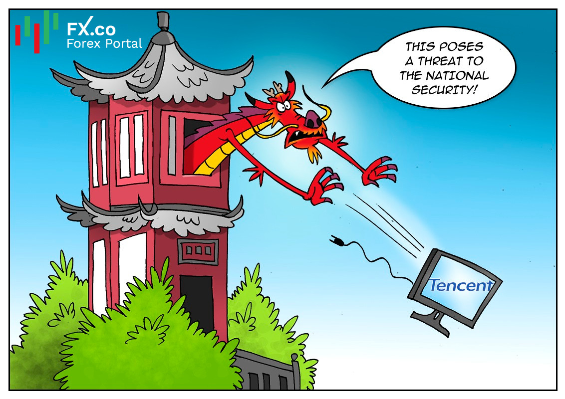 China ramps up control of tech sector