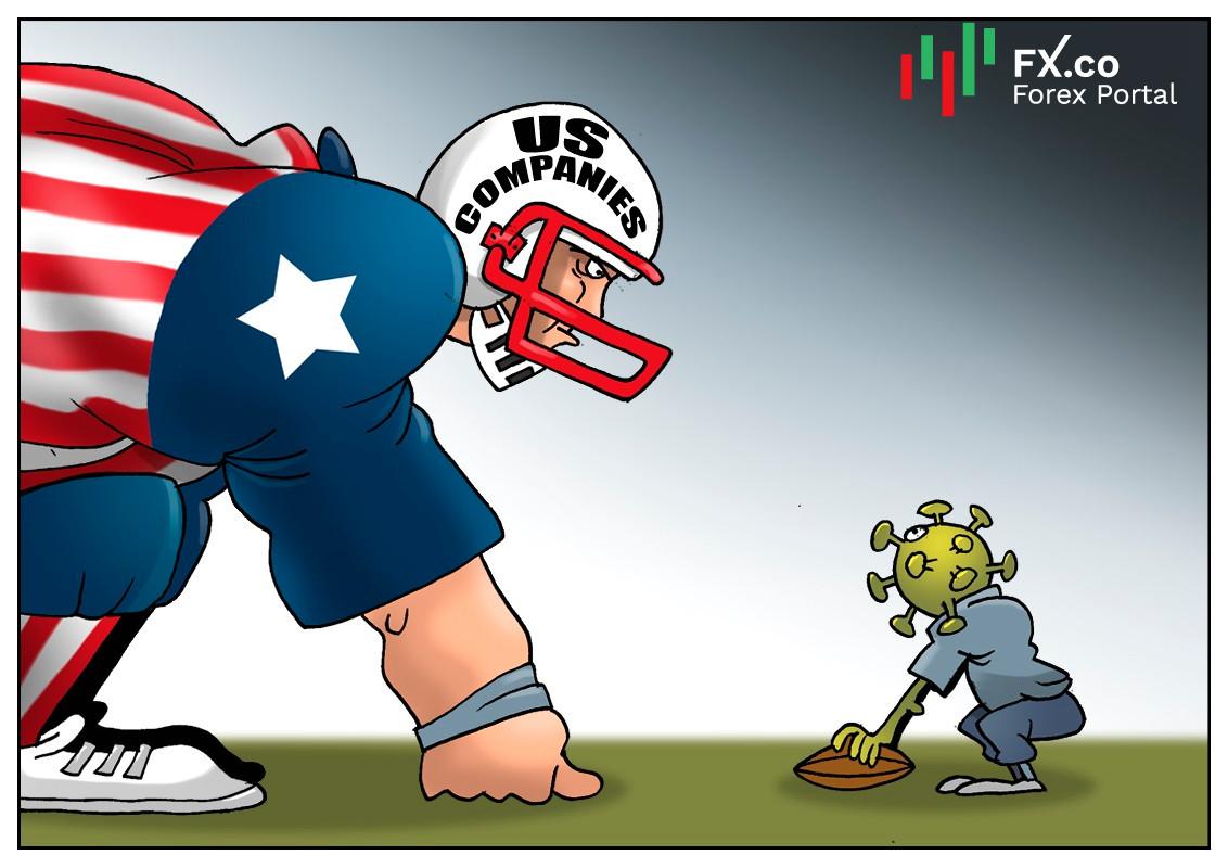 Karikatur Humor bersama InstaForex - Page 16 Img60b63c0c4da73