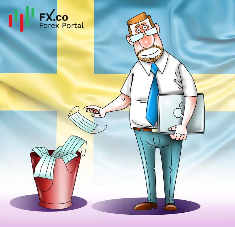 สวีเดนรื้อฟื้นเศรษฐกิจโดยไม่มีมาตรการกักกันที่เข้มงวด