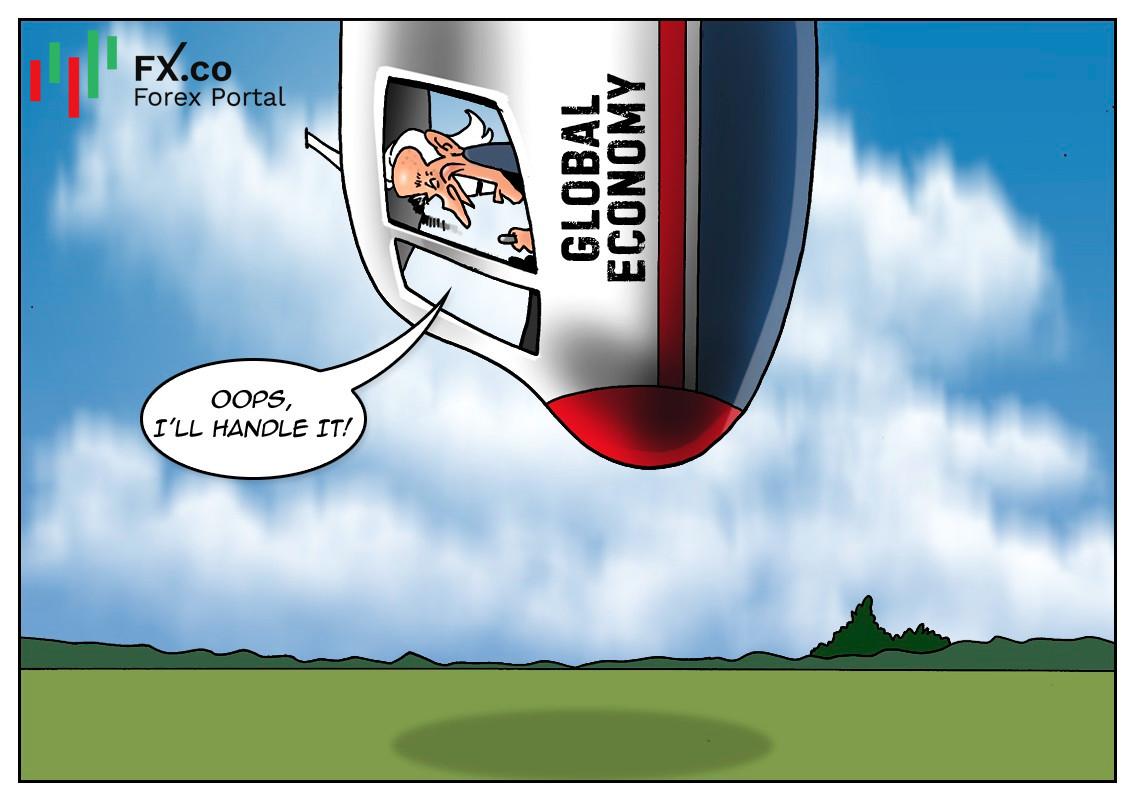 САЩ ще ускорят глобалното икономическо възстановяване