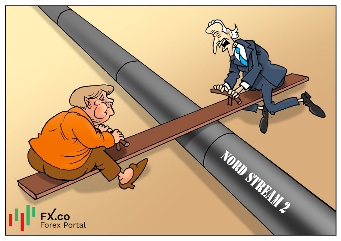 US calls for efforts to mitigate Nord Stream 2 effects