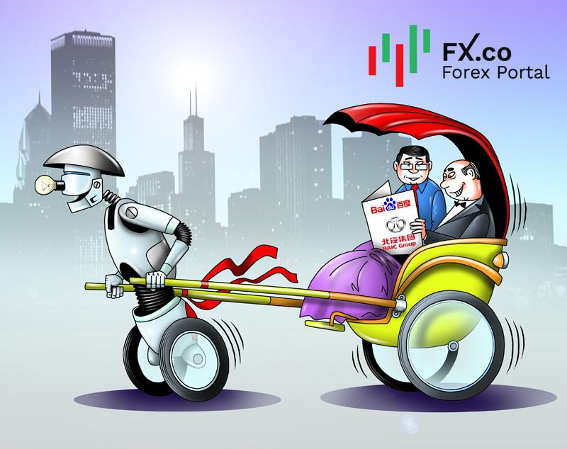 Китайское роботакси, в будущее увези!
