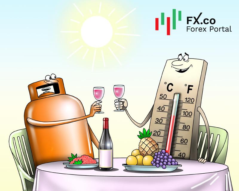 Европейский «жаркий» газ: цены взвинчены на раз