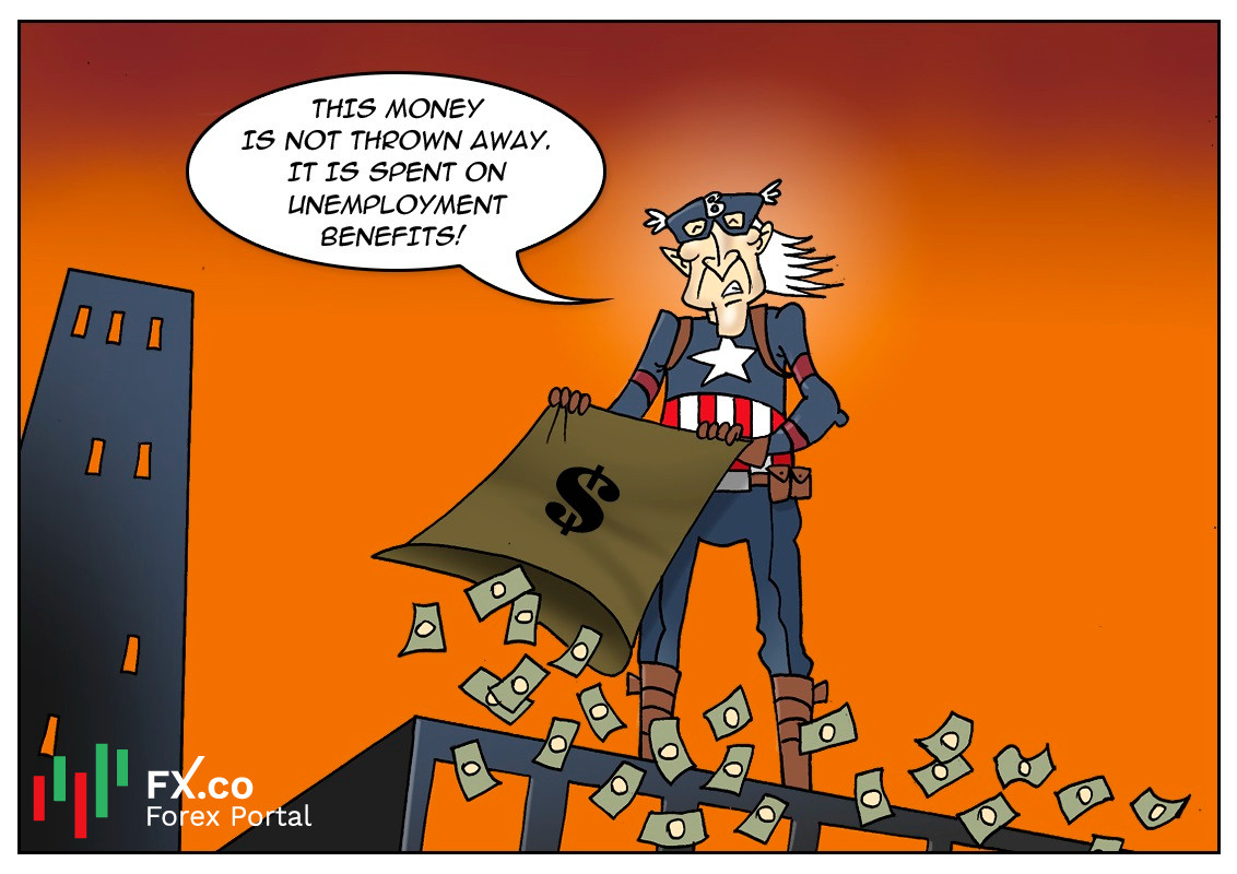 Karikatur Humor bersama InstaForex - Page 16 Img60d421bcb260f