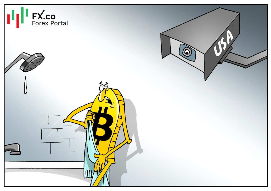 US authorities to control every crypto transfer