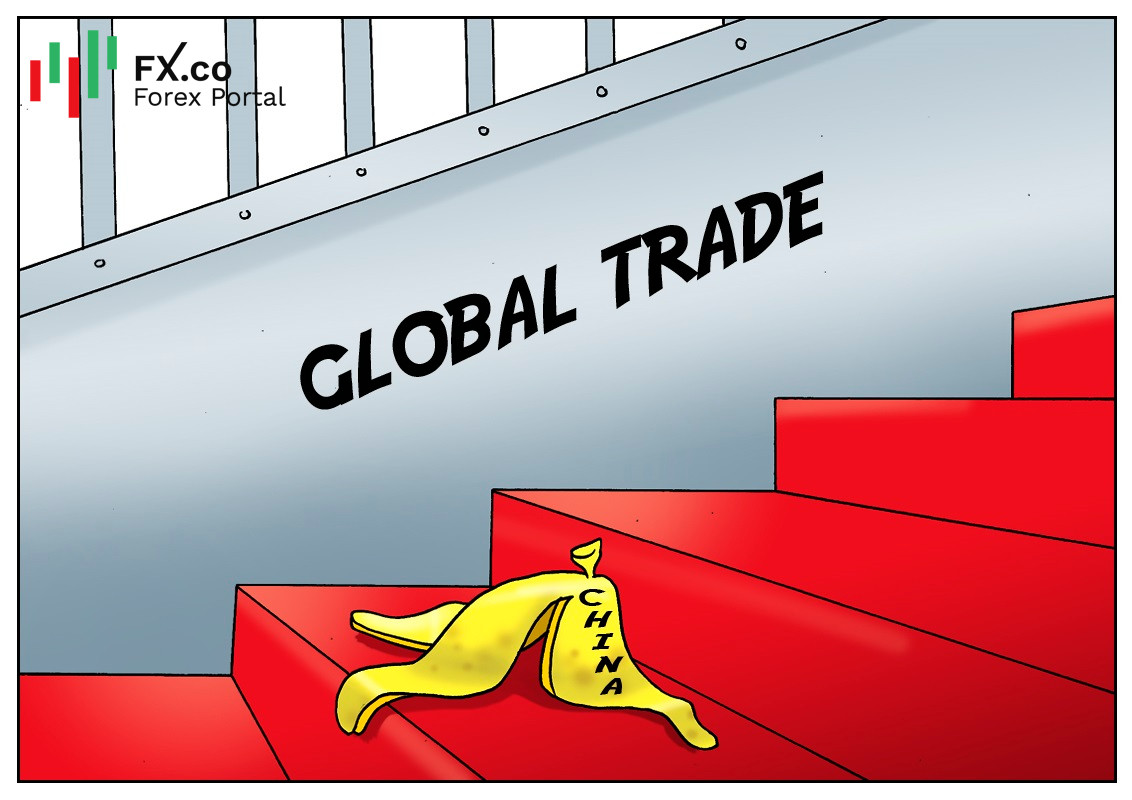 China's port logjam threatens global trade
