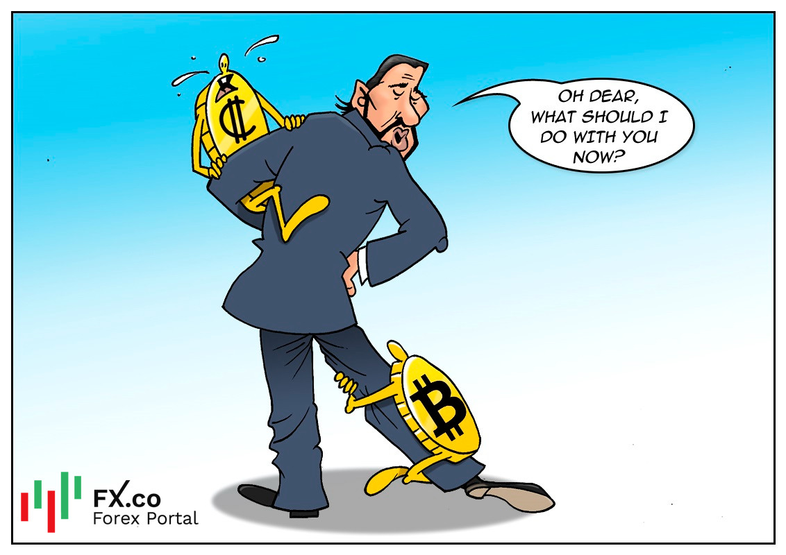 Karikatur Humor bersama InstaForex - Page 17 Img60e5b3250de38