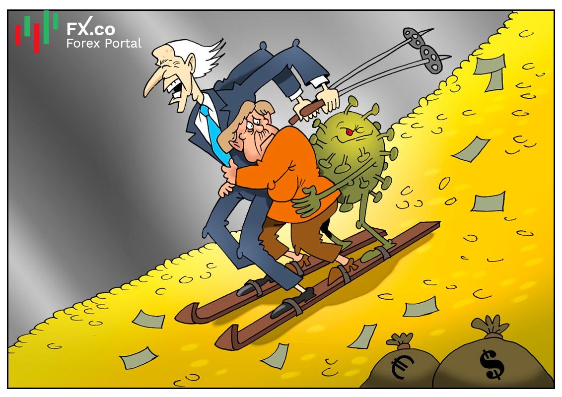 Karikatur Humor bersama InstaForex - Page 17 Img60ec4b53f6f1a