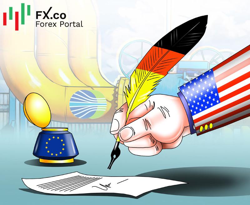 สหรัฐและเยอรมนีร่วมมือกันเพื่อสร้างความรุ่งเรืองและความปลอดภัยในระดับโลก