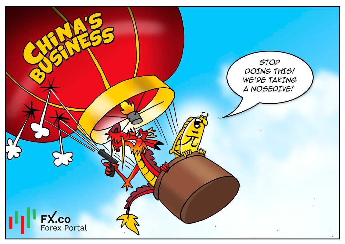 Karikatur Humor bersama InstaForex - Page 18 Img61152eaa23de9
