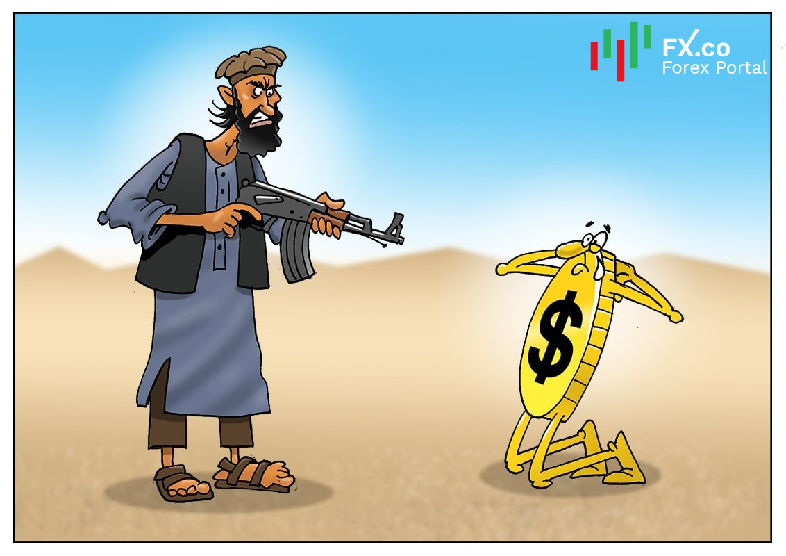 Обвалиться доллар может быстро, этому помогут террористы