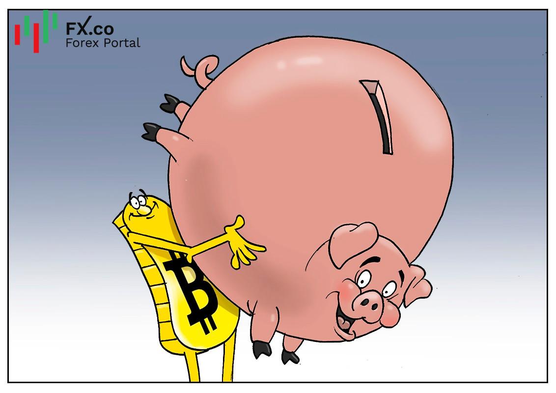 加密货币市值超过2万亿美元