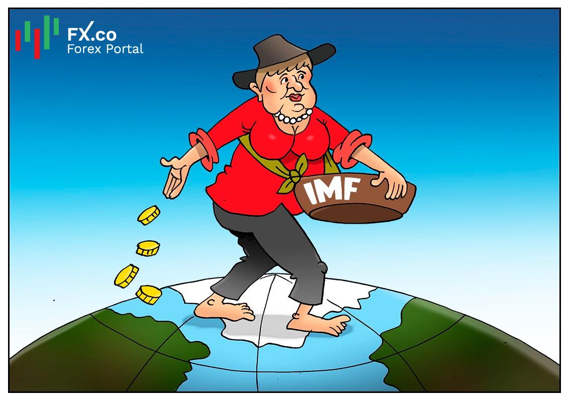 IMF จัดสรรเงิน 650พันล้านดอลลาร์สหรัฐเพื่่อสนับสนุนเศรษฐกิจที่ได้รับผลกระทบต่อการแพร่ระบาด