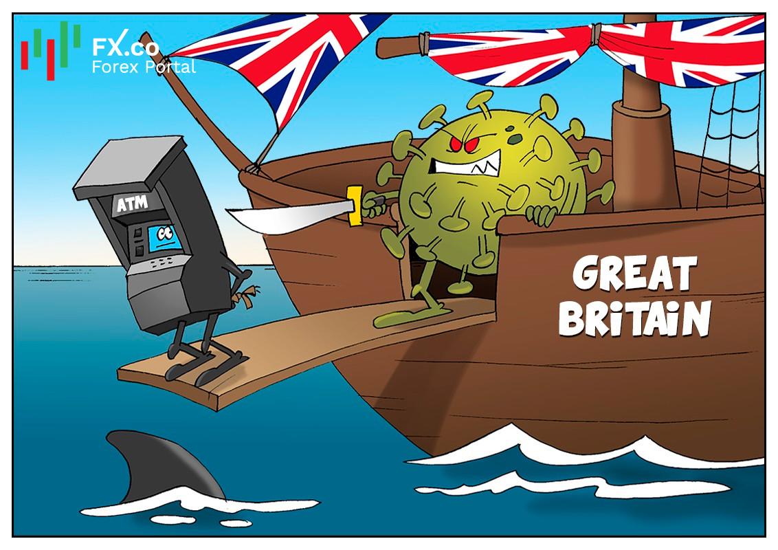 ตู้เอทีเอ็มหายตัวไปจากสหราชอาณาจักร