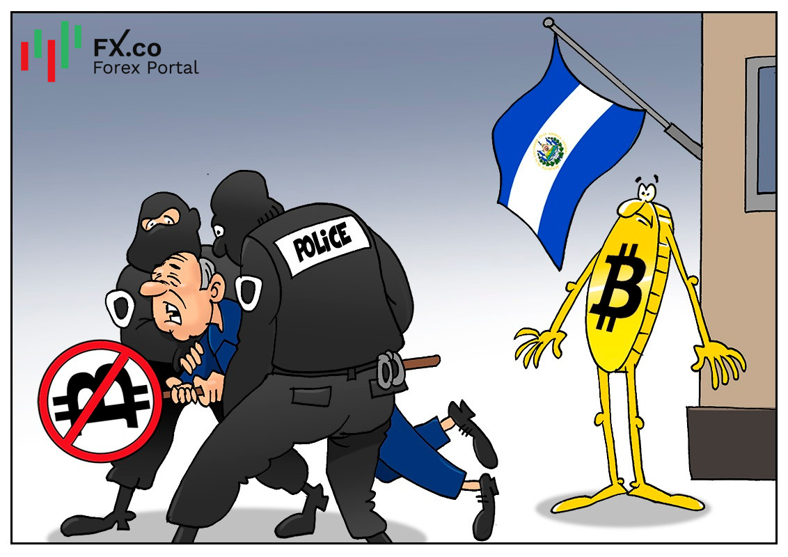 Salvadorans push back against new bitcoin law