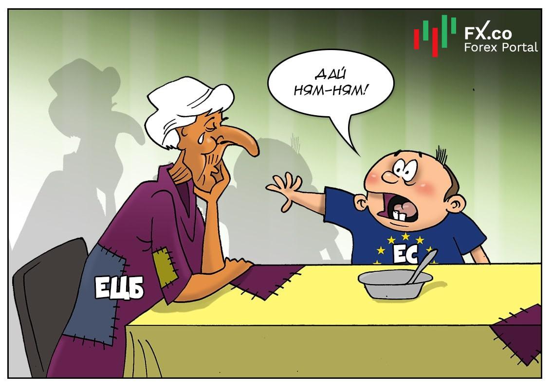 ЕЦБ: На каждый вызов – один ответ, мы корректируем бюджет!