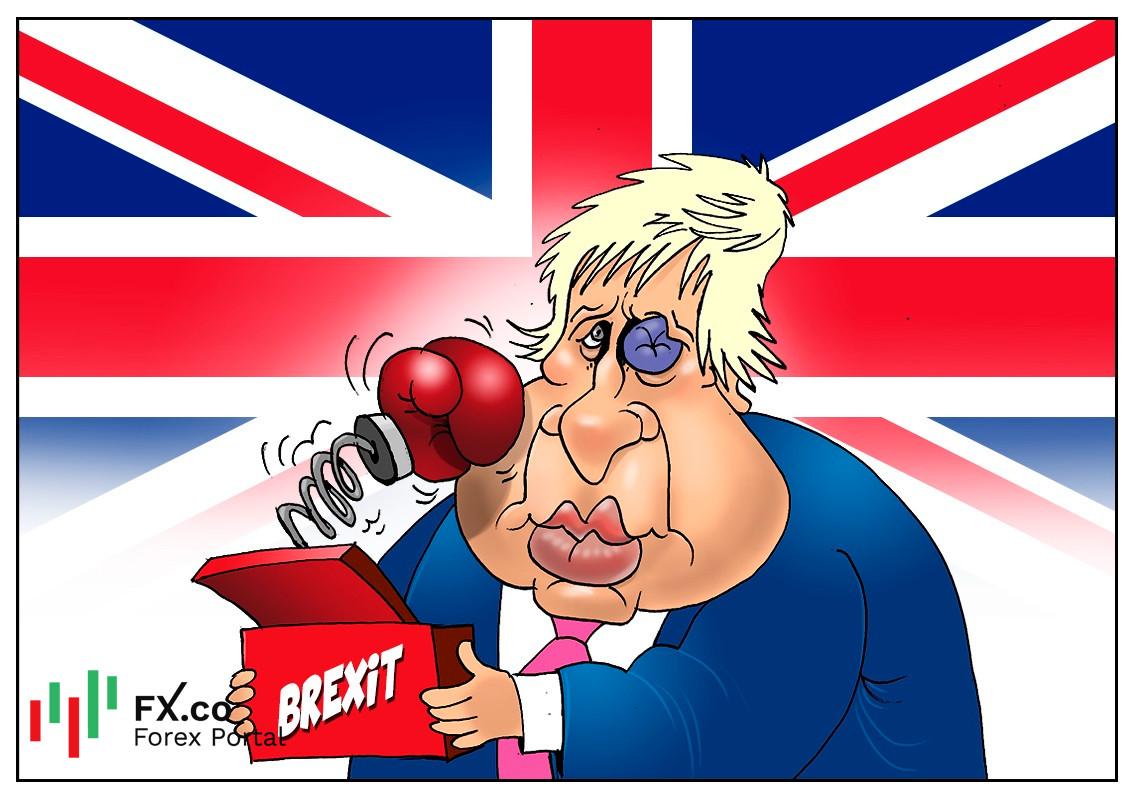 UK faces double whammy