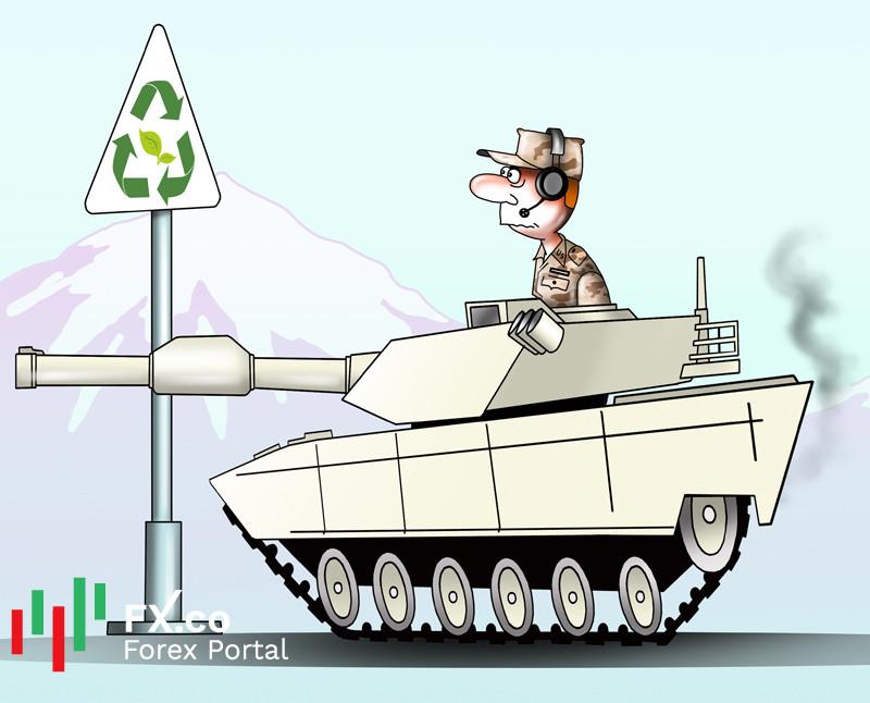 อุตสาหกรรมการป้องกันของโลกเตรียมลดคาร์บอนฟุตพริ้นท์